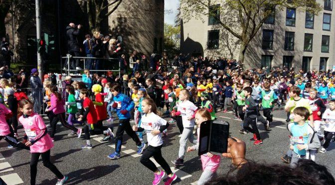 Surenländer schnuppern Marathonluft