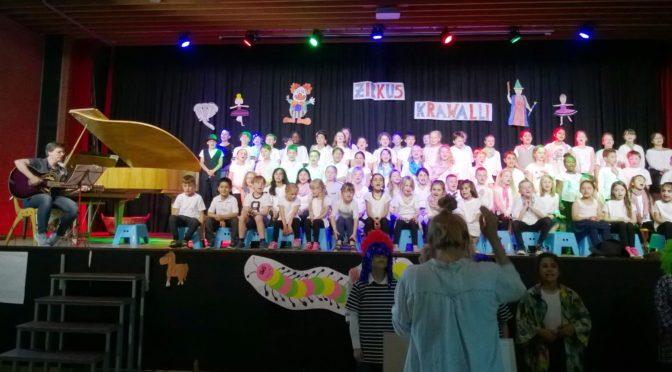 Großes Chorkonzert am Surenland
