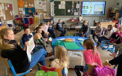 """Das jährliche Lesefest fand letzte Woche statt, gerade weil die """"Coronazeit"""" zum Lesen einlädt"""