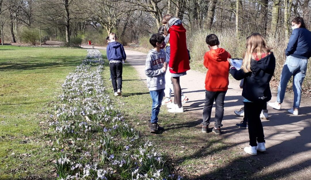 Frühlingsspaziergang